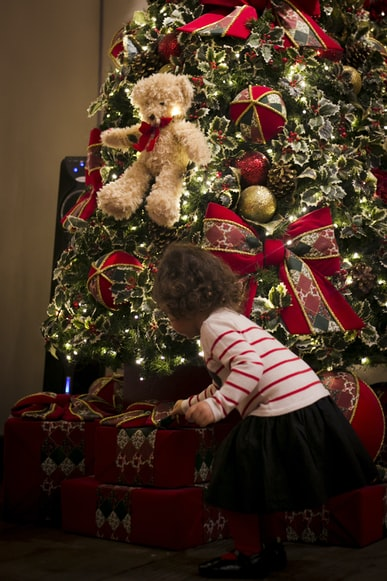 Read more about the article 7 Christmas Gift Ideas for A Baby